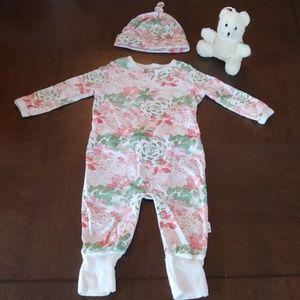 Burt's Bee Baby Clothes